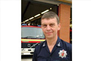 Barry Dixon , Chief Fire Officer (Retired), Greater Manchester Fire & Rescue Service